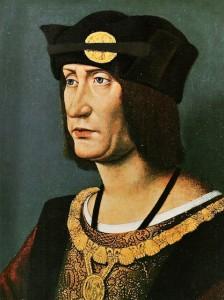 King Louis XII