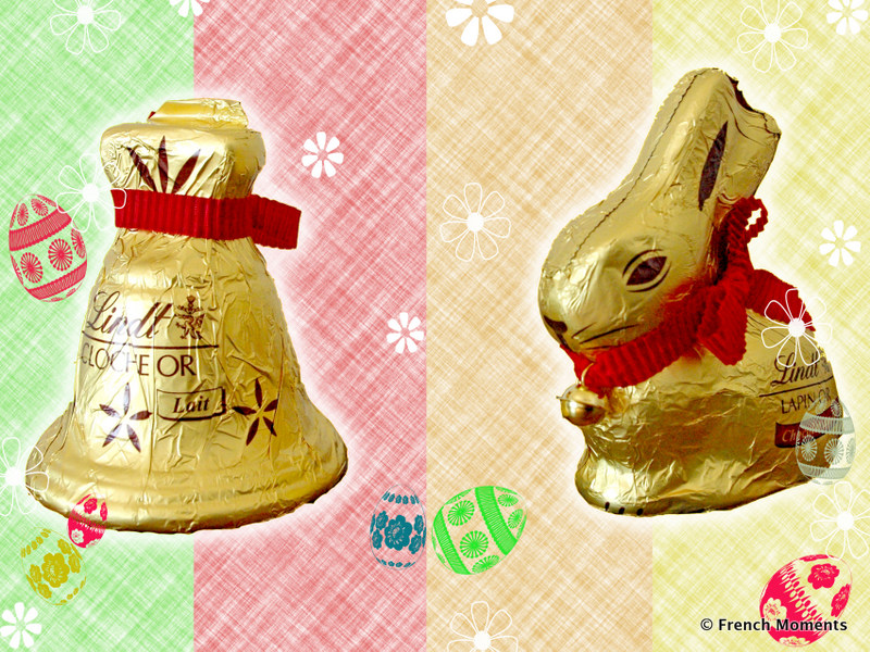 Easter traditions in france p ques en france french moments - Cloches de paques ...
